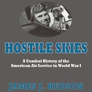 Hostile Skies Audiobook