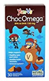 Yum-V s ChocOmega Milk Chocolate Orange Flavor Vitamin 30 Chewables Review