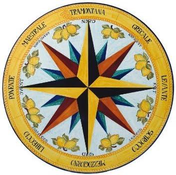 Tavoli Da Giardino Pietra Lavica.Dafnedesign Tavolo Da Giardino In Pietra Lavica Piano Diametro