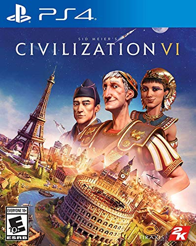 Sid Meier's Civilization VI – PlayStation 4