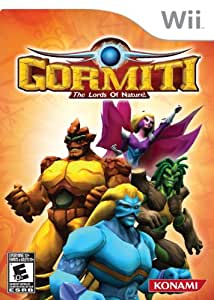 Gormiti: The Lords of Nature - Wii Standard Edition