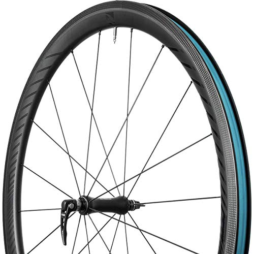 Reynolds AR41x Carbon Wheelset - Tubeless Black, Shimano, 11 Speed