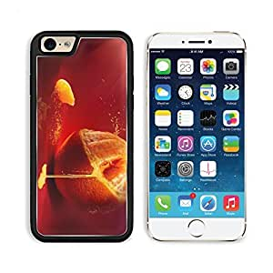 Food Photo Art Orange Fruit Apple iPhone 6 TPU Snap Cover Premium Aluminium Design Back Plate Case Customized Made to Order Support Ready Liil iPhone_6 Professional Case Touch Accessories Graphic Covers Designed Model Sleeve HD Template Wallpaper Photo Ja