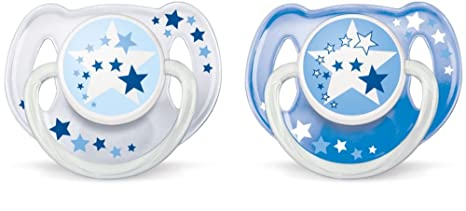 Philips AVENT - Chupete (Night baby pacifier, Silicona ...