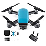 DJI Spark with Remote Control Combo (Blue)