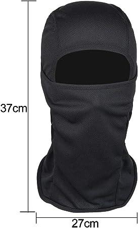 37*27cm Sturmhaube Kopfbedeckung Winddicht Fahrrad Motorrad Sport Outdoor