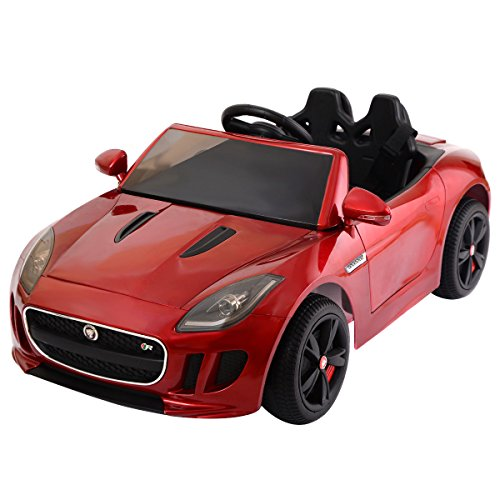 Step 2 Pink Power Racer (Red Kids Ride On 12V Power Electric Car MP3 RC Remote Control With Ebook)
