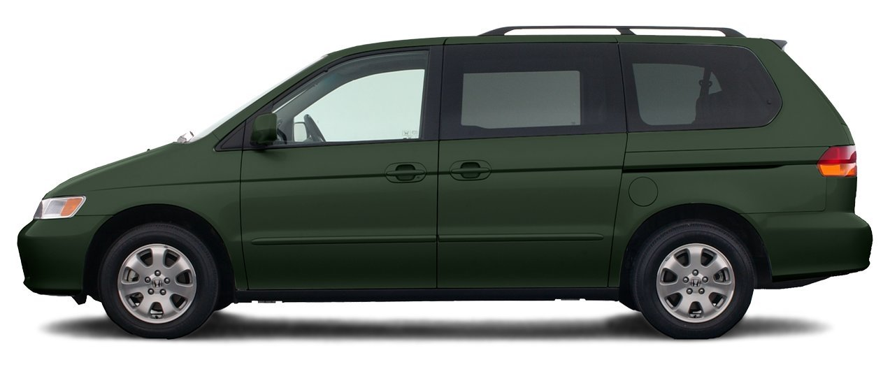 Wonderful 2004 Honda Odyssey EX, 5 Door ...