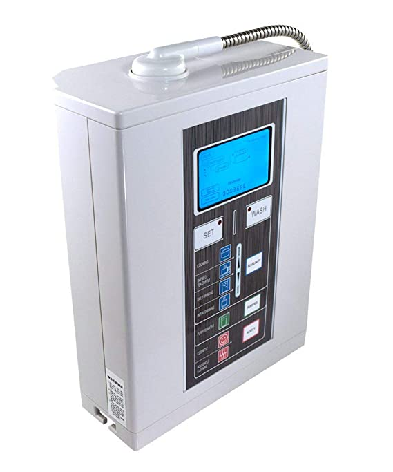 Air Water Life Aqua Ionizer Deluxe 7 0 Alkaline Water Ionizer And