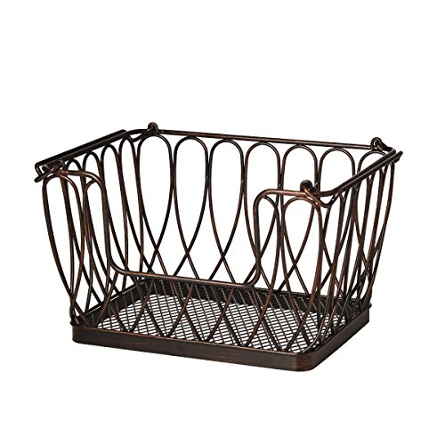 wire basket kitchen storage - 7
