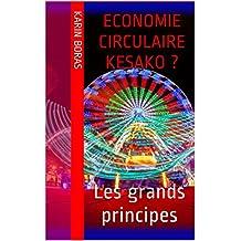 Economie circulaire Kesako ?: Les grands principes (French Edition)