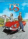 Voitures de légende, tome 1 : La DS par Moënard