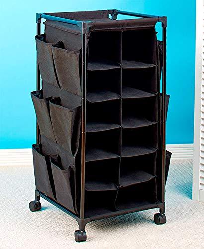 Rolling Shoe Storage - 3