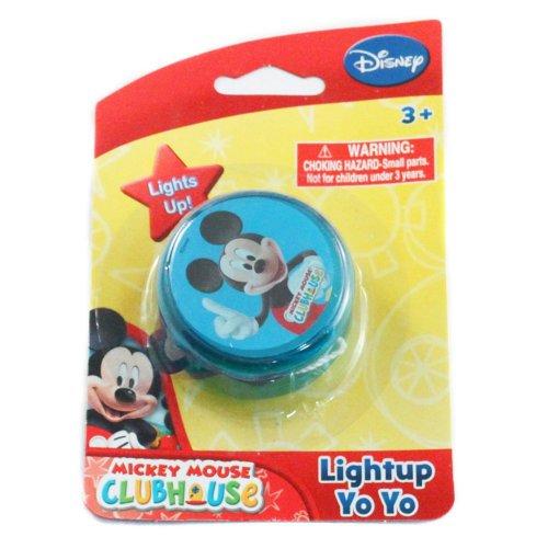 Disney Mickey Mouse Clubhouse Boys Light-Up Yo Yo
