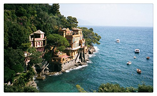 Portofino-Genoa-(Italian-Riviera) travel sites Postcard Post ()