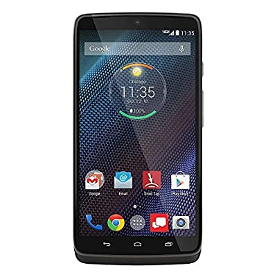 Motorola Droid Turbo XT1254 Android Smartphone Verizon Unlocked (Certified Refurbished) w/ 1 YEAR EXTENDED CPS LIMITED WARRANTY