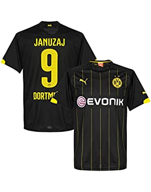 Borussia Dortmund Away Januzaj Jersey 2015 / 2016