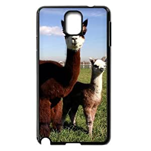 QNMLGB Hard Plastic of Lama Pacos Cover Phone Case For samsung galaxy note 3 N9000 [Pattern-1]