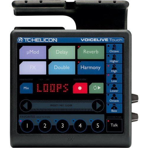 TC Helicon 996353005 VoiceLive Touch Vocal Effects Processor by TC-Helicon