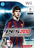 Pro-Evolution Soccer 2010 (Bilingual game-play) - Wii Standard Edition
