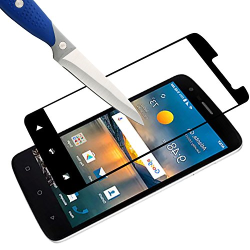 outlet [3-PACK]-Mr Shield For ZTE Blade Spark [Japan Tempered Glass