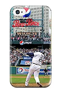 Jamesler For Iphone 5C Case Cover Retailer Packaging Detroit Tigers Protective Case