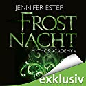 Frostnacht (Mythos Academy 5) Audiobook by Jennifer Estep Narrated by Ann Vielhaben