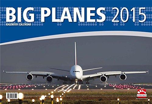 Big Planes & Airliners Kalender 2015
