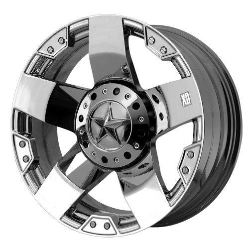XD-Series Rockstar XD775 Chrome Wheel (18x9