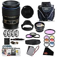 Tamron SP 90mm f/2.8 Di Macro Autofocus Lens (International Version)(No Warranty) for Canon Pro Accessory Kit