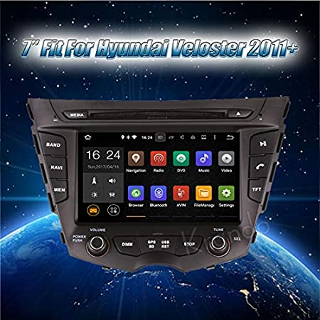 Krando Android 8 1 Autoradio Für Hyundai Veloster 2011 Elektronik
