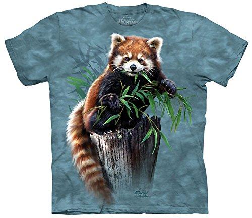 panda-t-shirt-bamboo-red-panda-adult