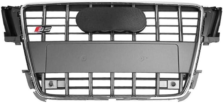 Paraurti anteriore Griglia in Plastica ABS per Audi A5 S5 B8 2008-2012