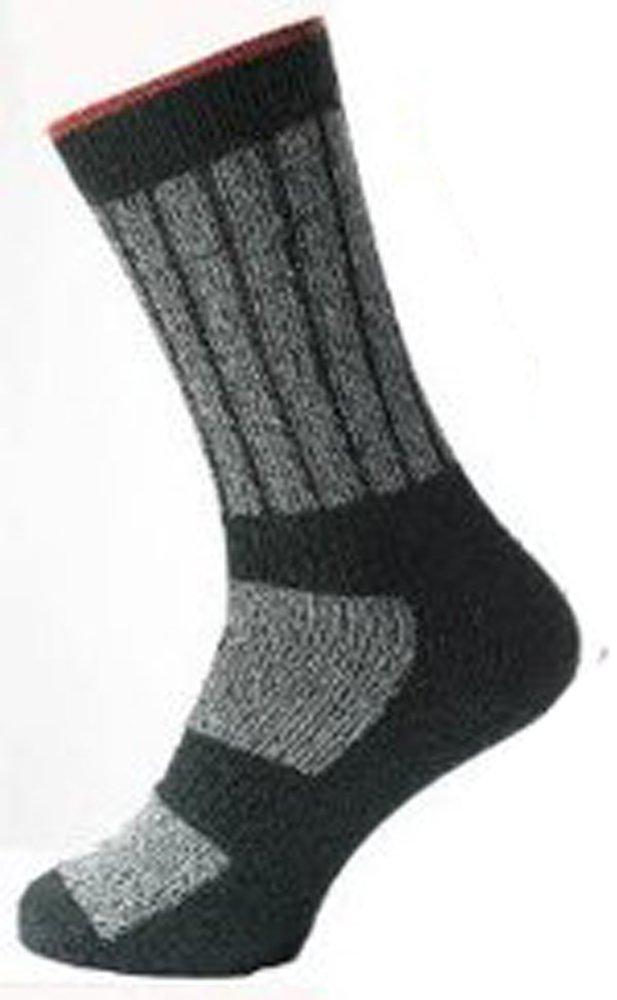 6 Pairs Mens Kato Work Boot Socks Hard Wearing Warm Cushioned Support ZZ01-MSOX-1098-6pk