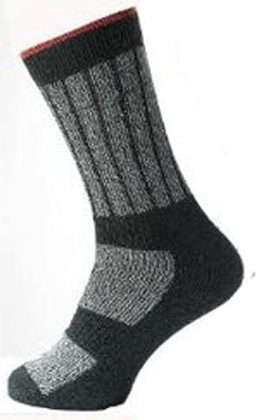 NUEVO 12 Par Multipack para hombre Kato Botas Seguridad construcción acolchada calcetines de trabajo 12 Pair