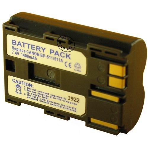 (Otech Battery for Canon PI FV40 KIT)