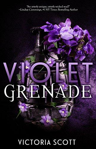 Violet Grenade by [Scott, Victoria]