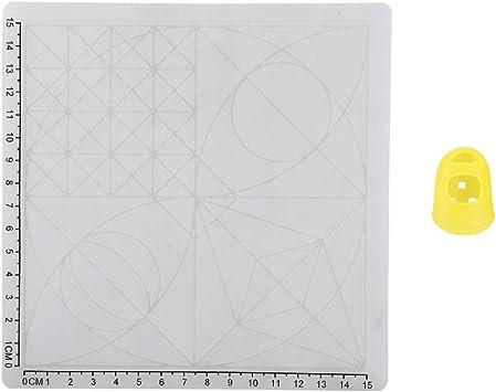 Kafuty Alfombrilla de Silicona para impresión 3D, Alfombrilla de ...