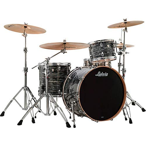 (Keystone X 3-Piece Pro Beat Shell Pack with 24 in. Bass)