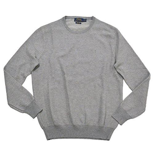Trim Crewneck Sweater - 6