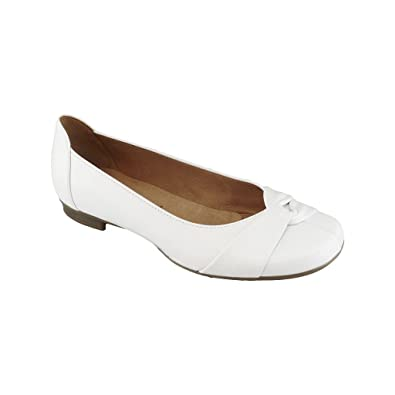 Gabor Shoes Gabor 84.311.21 Damen Ballerinas, Farben:Weiß