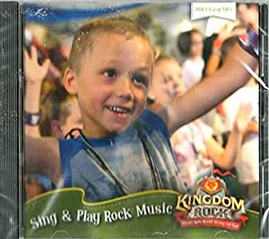 Sing & Play Rock Music CD