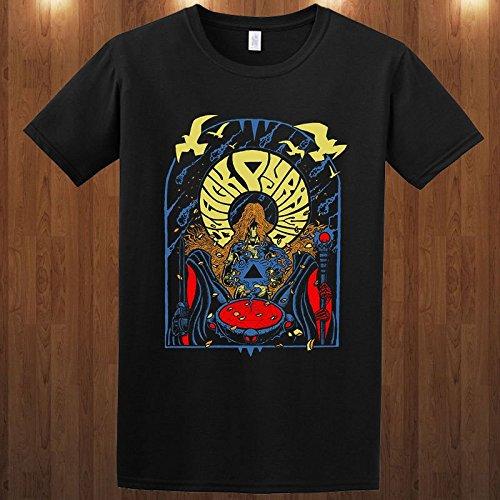 BLACK PYRAMID tee stoner doom metal band occult sorrow T-shirt S M L XL 2-3XL (S)