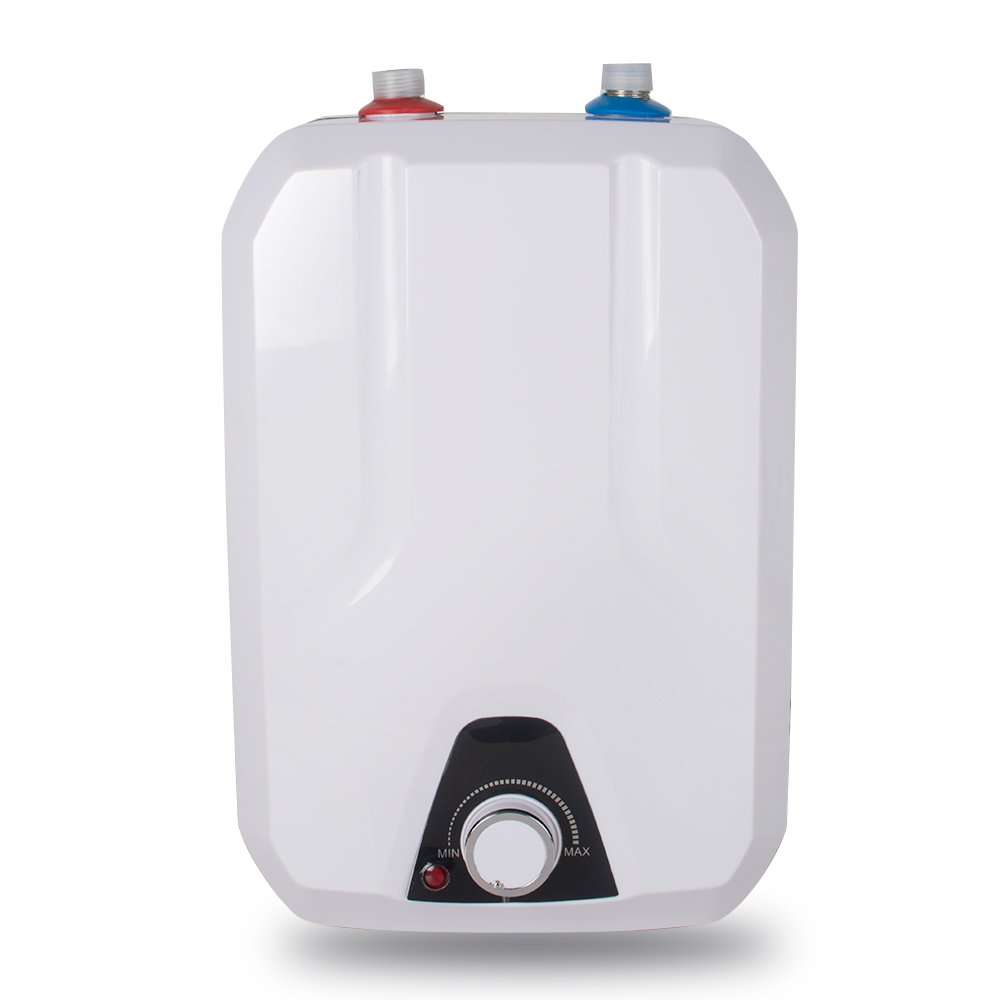 zinnor 8L Instant Electric Water Heater Kitchen Household Electrical Hot Water Tank for Bathing Washingroom Shower 1500W/1.5KW 50HZ, IPX4 Water-Proof Level 110V 55℃- 75℃ USA Shipping by Zinnor (Image #3)