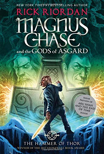 (Magnus Chase and the Gods of Asgard, Book 2 The Hammer of Thor)
