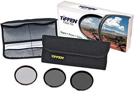 Tiffen 77WBPM18 77mm Warm Black Pro-Mist 1//8 Filter