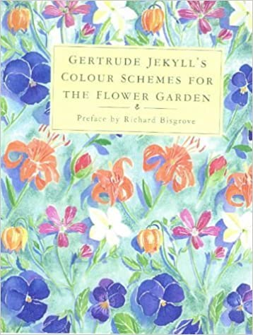 Gertrude Jekyll's Colour Schemes for the Flower Garden by Gertrude Jekyll (2001-06-07)