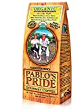 Pablo's Pride Organic Coffee – Whole Bean Coffee 12oz - Dark Roast Coffee - USDA Certified Organic Coffee - 12 oz bag
