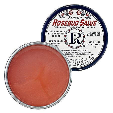Rosebud Salve Tin, .8 Ounce, Health Care Stuffs