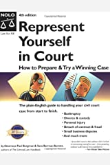 Represent Yourself in Court: How to Prepare and Try a Winning Case Paperback